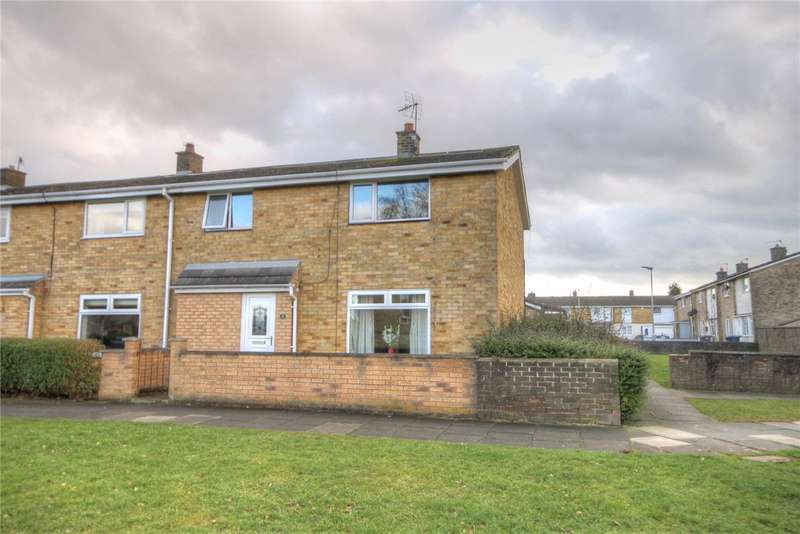3 Bedrooms Terraced House for sale in Kemble Green South, Newton Aycliffe, County Durham, DL5