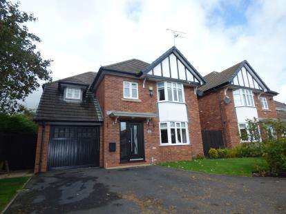 4 Bedrooms Detached House for sale in Weld Blundell Avenue, Maghull, Liverpool, Merseyside, L31