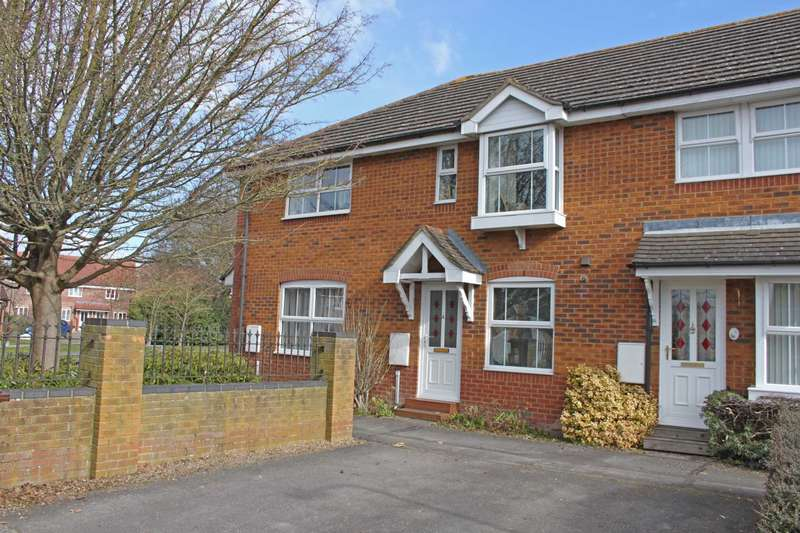 2 Bedrooms Terraced House for sale in Ray Court, Didcot