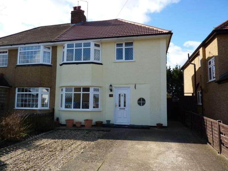3 Bedrooms Semi Detached House for rent in Devon Road, Watford