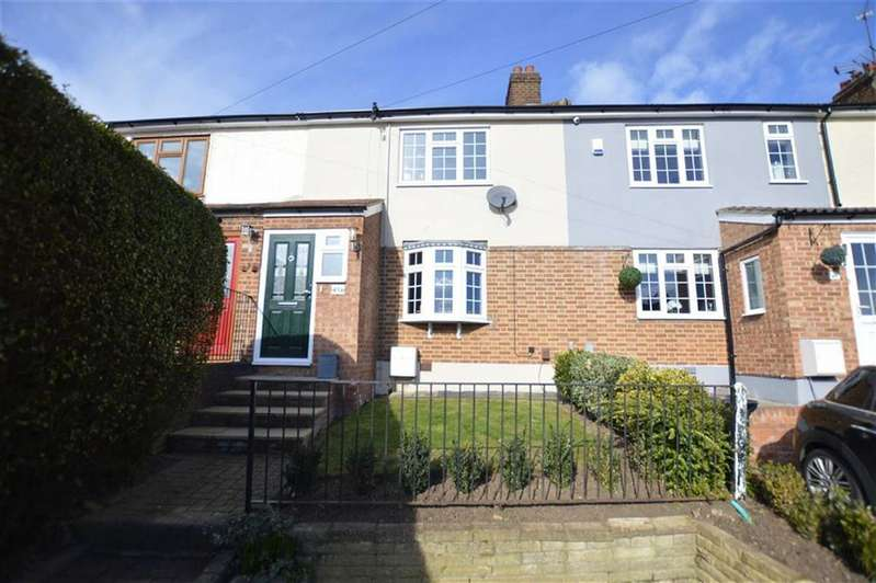 2 Bedrooms Terraced House for sale in Charles Street, Epping