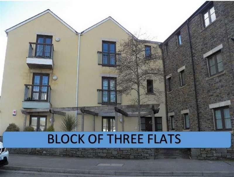 2 Bedrooms Flat for sale in Chandlers Yard, Burry Port