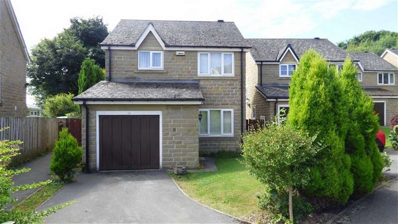 3 Bedrooms Detached House for sale in Ponyfield Close, Birkby, Huddersfield
