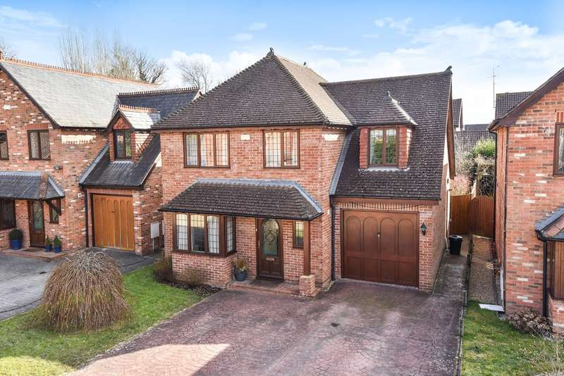 4 Bedrooms Detached House for sale in The Old Apple Yard, WINNERSH, RG41
