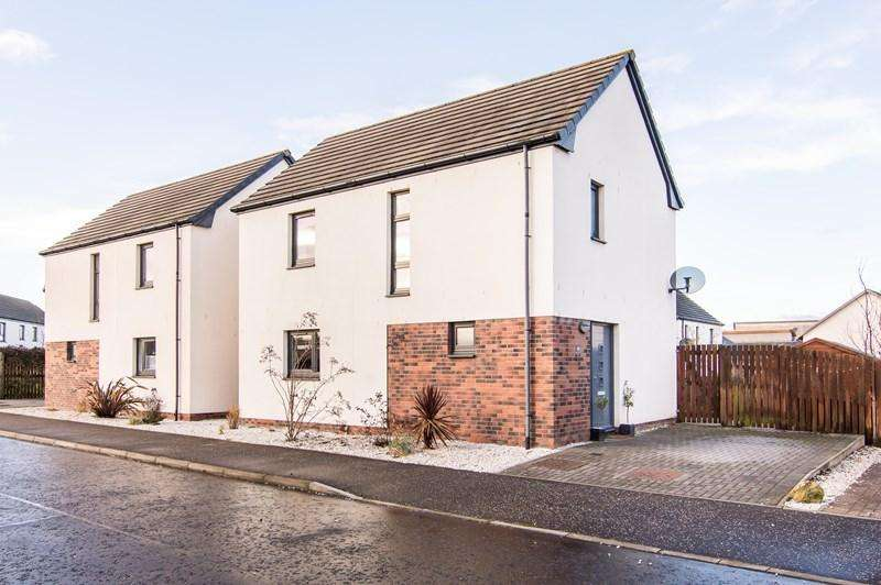 3 Bedrooms Property for sale in 49 George Grieve Way, Tranent, Tranent, East Lothian, EH33 2QT