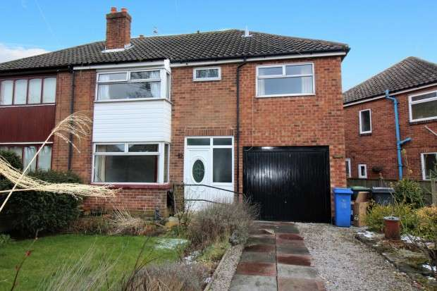 4 Bedrooms Semi Detached House for sale in Brookfield Road, Thornton-Cleveleys, FY5