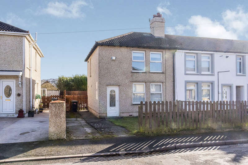 2 Bedrooms Semi Detached House for sale in Brayton Road, Whitehaven, CA28