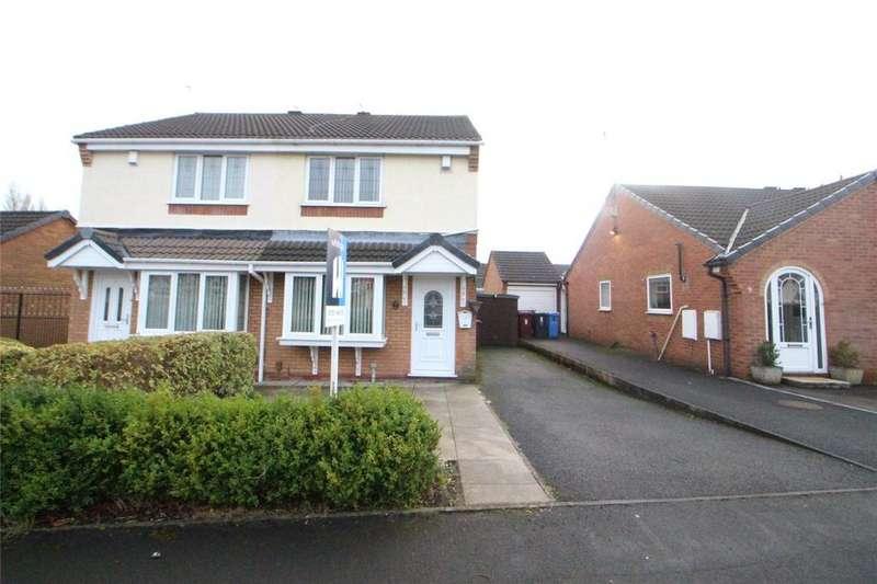3 Bedrooms Semi Detached House for sale in Wokingham Grove, Liverpool, Merseyside, L36