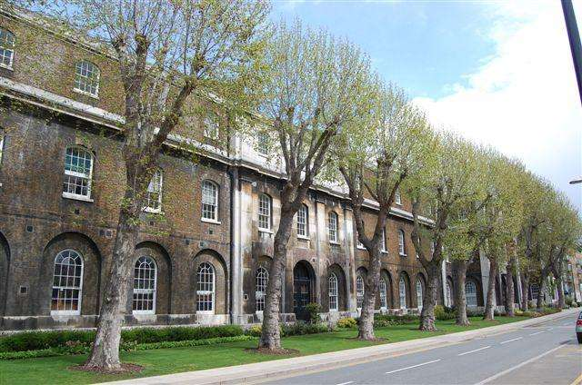 2 Bedrooms Flat for sale in Building 36, Royal Arsenal Riverside SE18