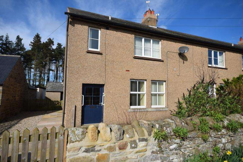 3 Bedrooms Terraced House for rent in Stamford, Alnwick, Northumberland, NE66