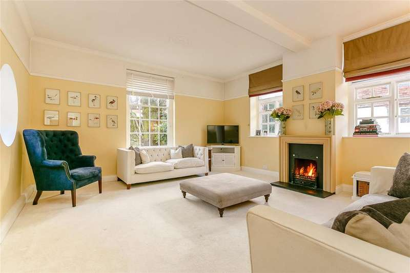 3 Bedrooms Detached House for sale in High Street, Brasted, Westerham, Kent