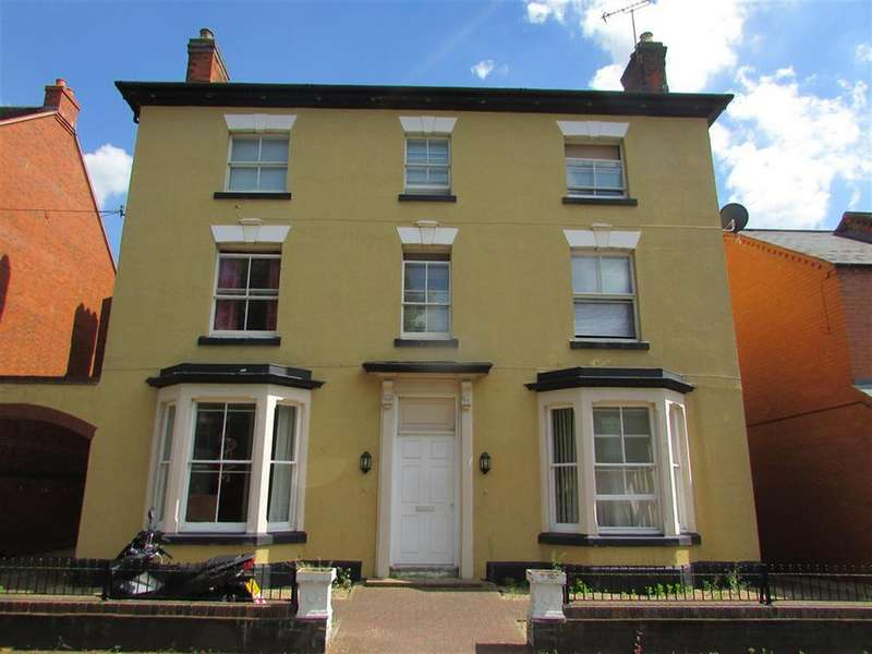 1 Bedroom Ground Flat for rent in Alexandra Mews, Tamworth, B79 7GY