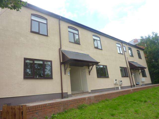 2 Bedrooms Flat for rent in Himley Road, Dudley