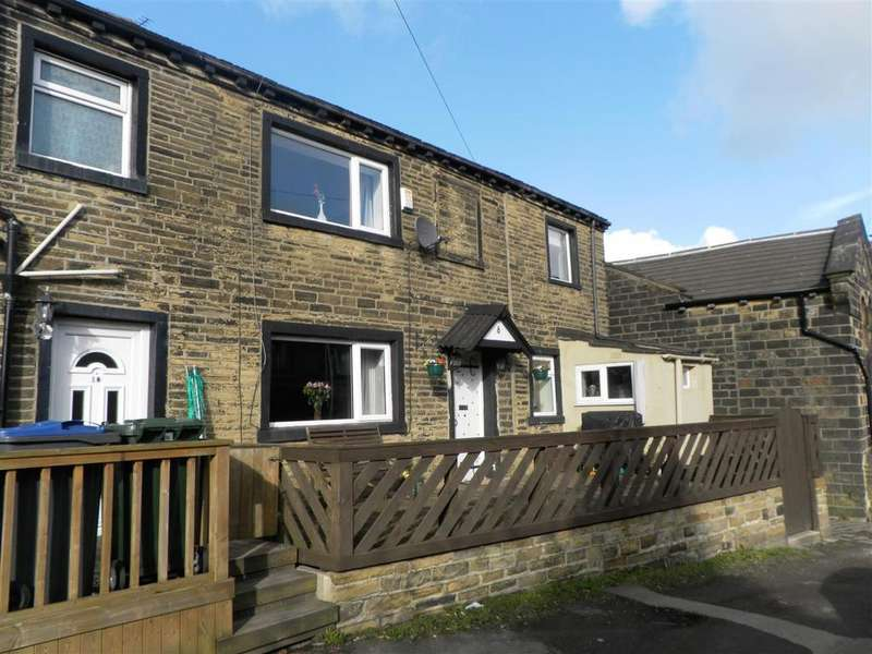 2 Bedrooms End Of Terrace House for sale in School Lane, Wibsey, Bradford, BD6 1QX