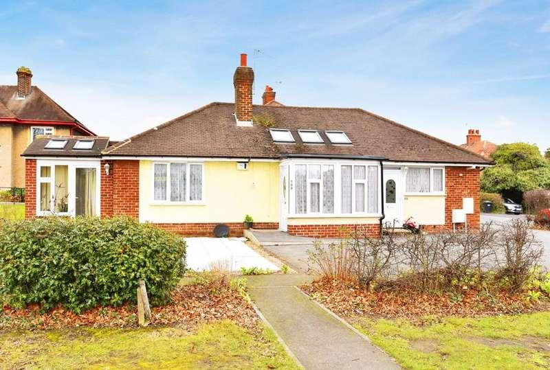 1 Bedroom Terraced Bungalow for sale in Knaresborough Road, Harrogate