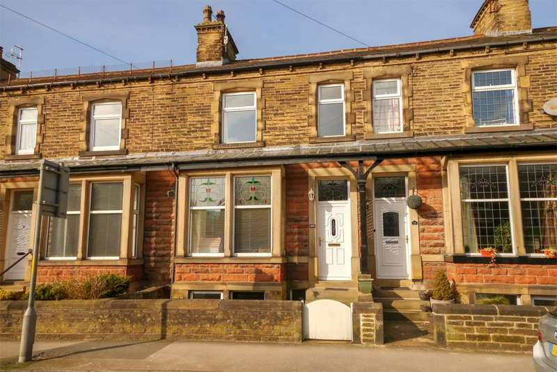 3 Bedrooms Terraced House for sale in 11a Brougham Street, Skipton
