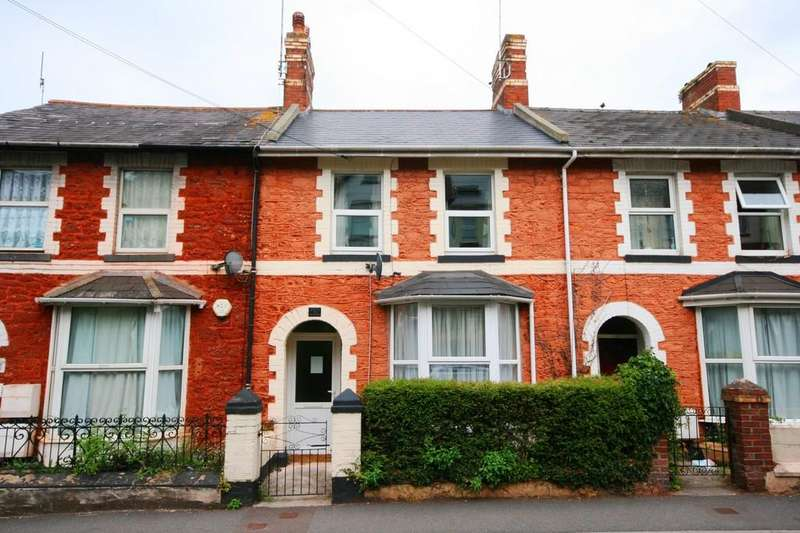 3 Bedrooms Terraced House for rent in Sherwell Lane, Torquay
