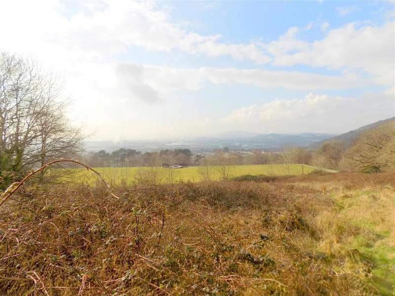 Land Commercial for sale in Building Land, Maes Ty Canol, Port Talbot