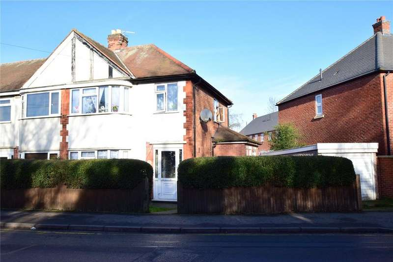 3 Bedrooms Semi Detached House for sale in Mill Street, Melton Mowbray, Leicestershire