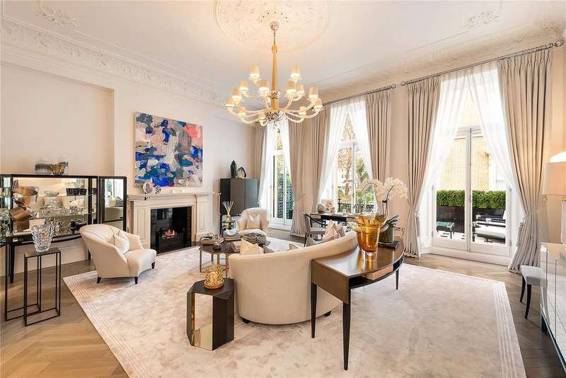 1 Bedroom Flat for sale in Ennismore Gardens, London