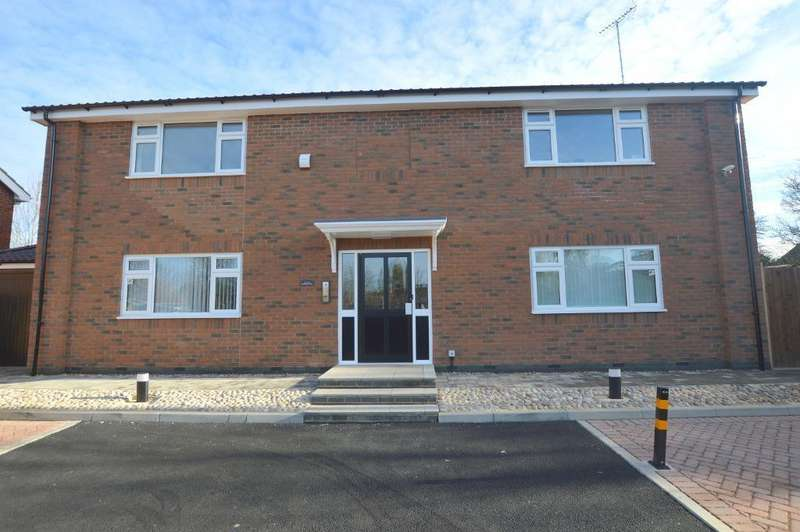 1 Bedroom Apartment Flat for sale in Canterbury Close, Luton, Bedfordshire, LU3 2QY