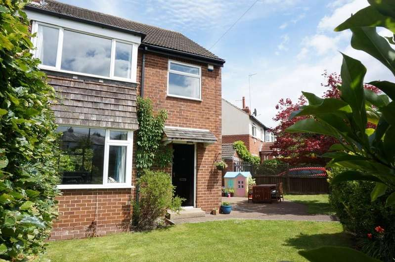 3 Bedrooms Semi Detached House for sale in The Drive, Bardsey, LS17