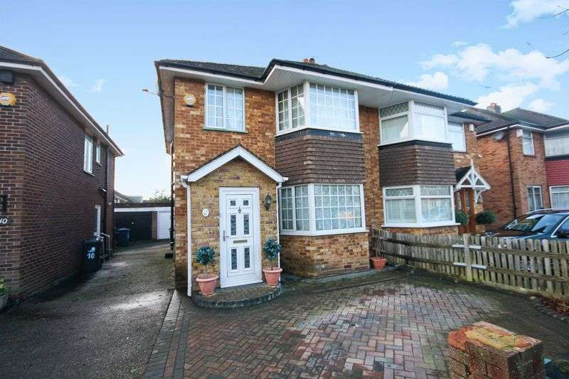3 Bedrooms Property for sale in Newdene Avenue, Northolt