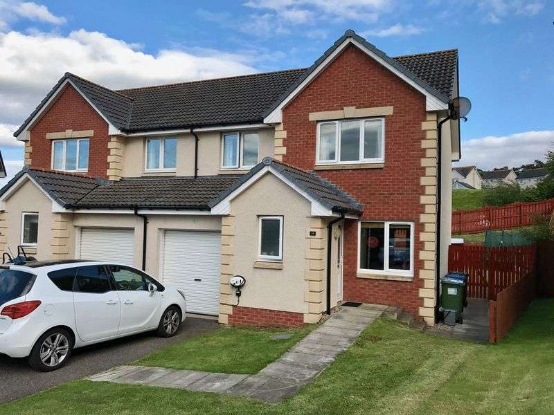 3 Bedrooms Property for sale in Morning Field Place, Inverness