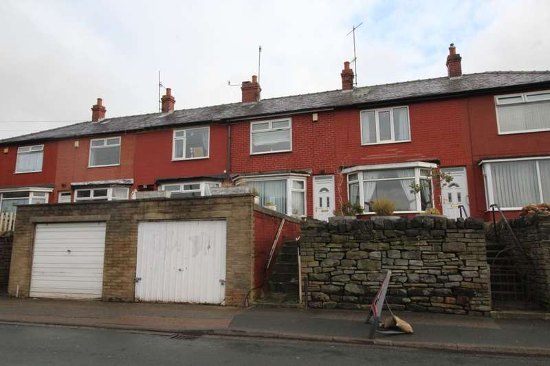 2 Bedrooms Terraced House for sale in Whitegate Road, Halifax, HX3