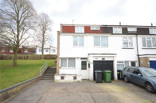 3 Bedrooms End Of Terrace House for sale in Wateridge Road, Basingstoke, Hampshire