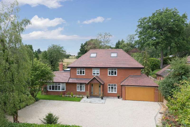 6 Bedrooms Detached House for sale in Mill Lane, Chalfont St Giles, HP8
