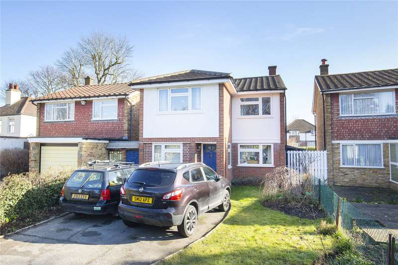 3 Bedrooms Detached House for sale in Angel Road, Thames Ditton, Surrey, KT7