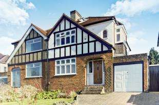 4 Bedrooms Semi Detached House for sale in The Woodfields, South Croydon