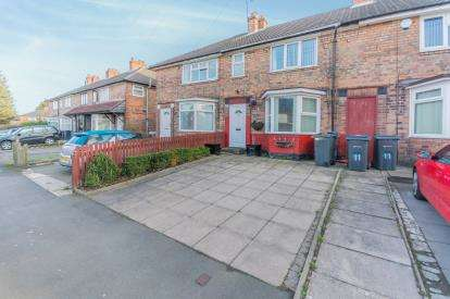 3 Bedrooms Terraced House for sale in Foxwell Road, Bordesley Green, Birmingham, West Midlands