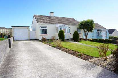 2 Bedrooms Bungalow for sale in St Austell, Cornwall