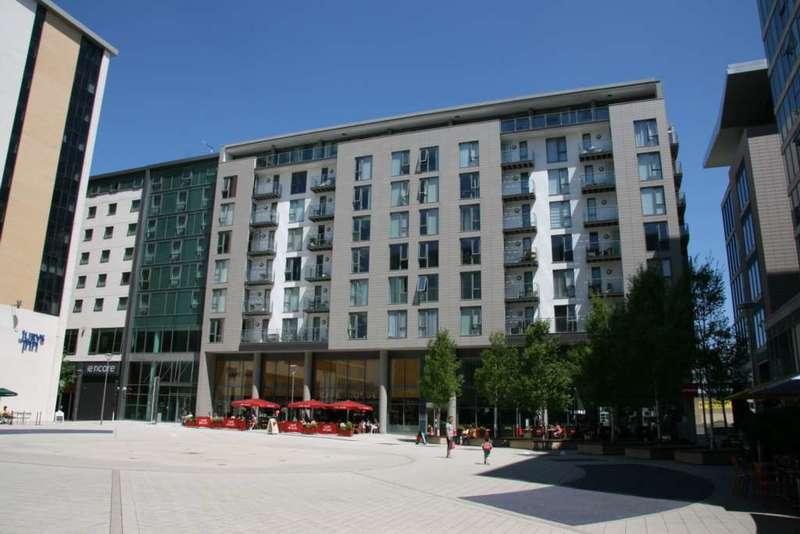 1 Bedroom Apartment Flat for rent in The HUB, Milton Keynes