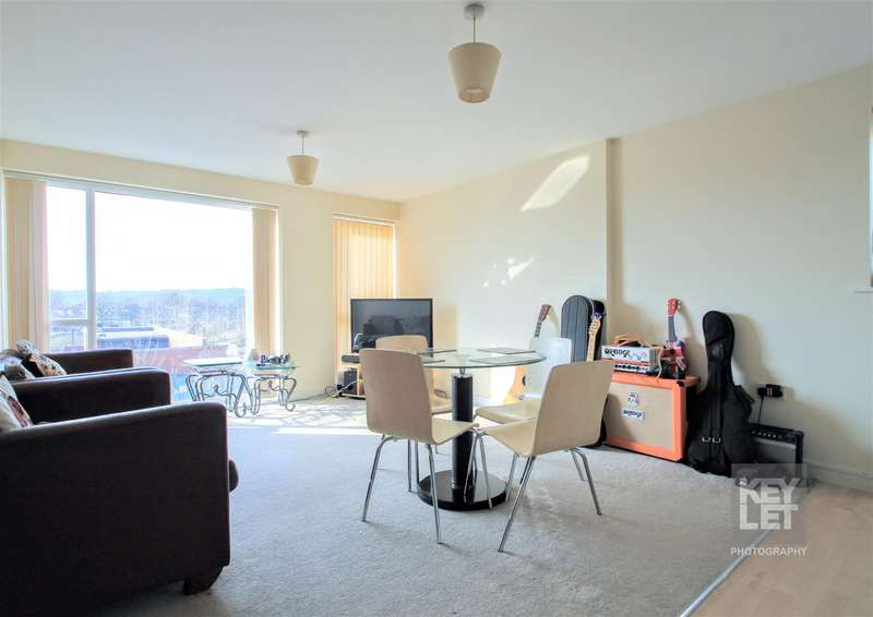 2 Bedrooms Apartment Flat for sale in Overstone Court, Cardiff