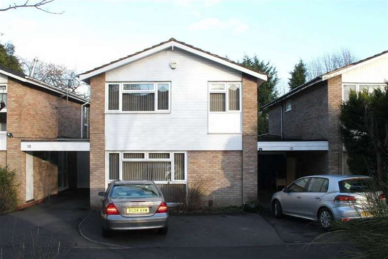 4 Bedrooms Detached House for sale in Bishbury Close, Edgbaston