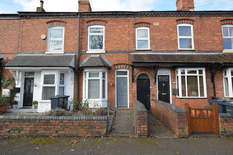 2 Bedrooms Terraced House for sale in Wood Lane, Harborne