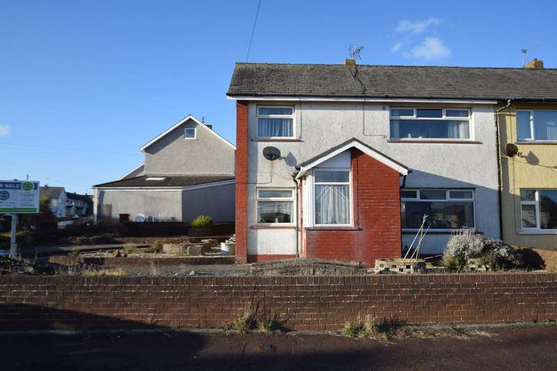 3 Bedrooms End Of Terrace House for sale in Windrush Crescent, Barrow-in-Furness, Cumbria, LA14 3UL