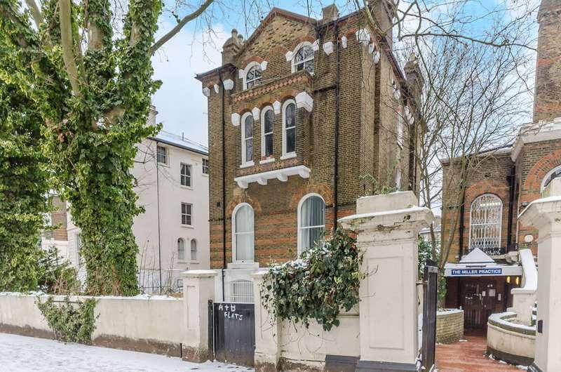3 Bedrooms Maisonette Flat for sale in Highbury New Park, Islington, N5