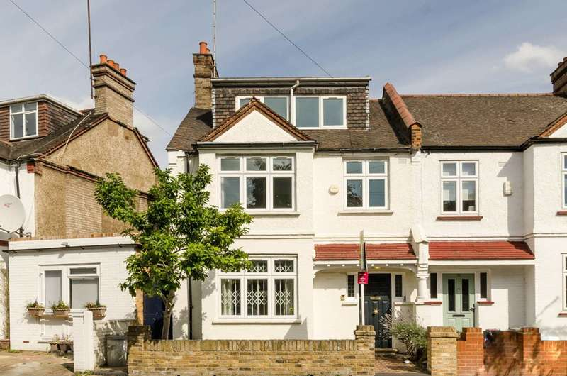 4 Bedrooms Semi Detached House for sale in Sulivan Road, Fulham, SW6