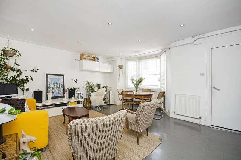 3 Bedrooms Maisonette Flat for sale in Cricketfield Road, Hackney Downs, E5