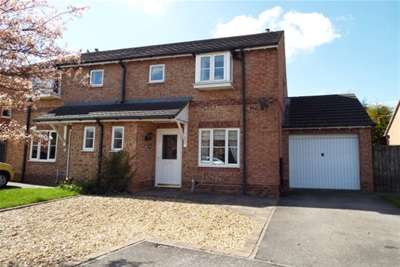 3 Bedrooms Semi Detached House for rent in Sildale Close - Darlington