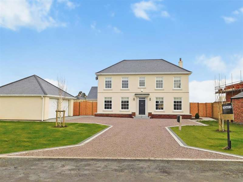 4 Bedrooms Detached House for sale in Wildshed Lane, Burgh Le Marsh, Skegness, PE24 5BW