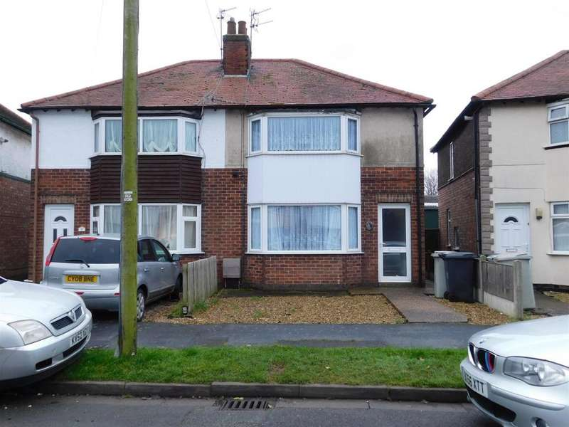 2 Bedrooms Semi Detached House for sale in George Avenue, Skegness, Lincs, PE25 3SD