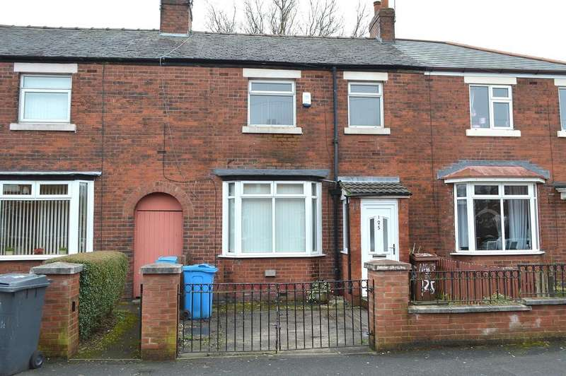 2 Bedrooms Town House for sale in Ninth Avenue, Hollinwood, Oldham, OL8 3LS