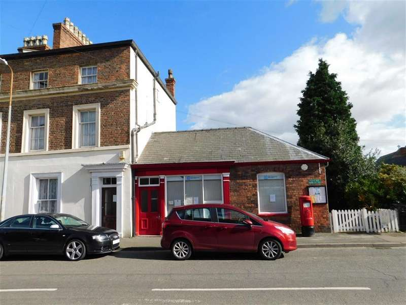 4 Bedrooms Semi Detached House for sale in High Street, Wainfleet, Skegness, PE24 4BH