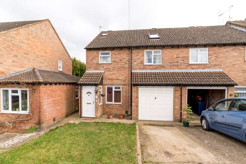 4 Bedrooms Semi Detached House for sale in Stapleton Close, Marlow, Buckinghamshire, SL7