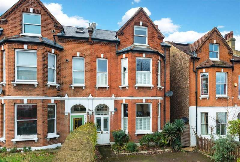 5 Bedrooms House for rent in Knights Hill, London, SE27